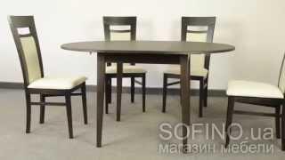 Стол Портофино МДФ D92 + 4 стула Портофино М(Данный комплект состоит из стола с круглой столешницей и четырех стульев, которые отличаются стильным..., 2015-07-02T06:46:04.000Z)