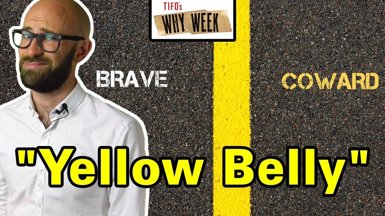 why-week-why-does-yellow-mean-cowardly
