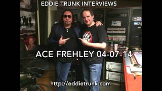 Eddie Trunk interviews Ace Frehley, 04-07-2014
