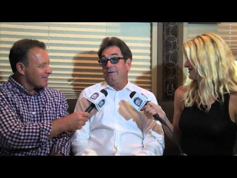 Huey Lewis Interview at Twin River Casino