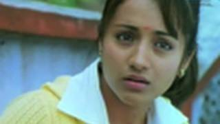 Who is Trisha in love with - Abhiyum Naanum