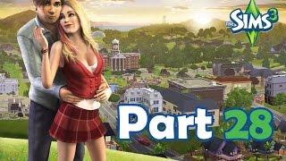 De Sims 3 Part 28 - WORDT DE BABY EEN STOERE JONGEN OF TOCH EEN SCHATTIG MEISJE?!