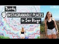 TRENDY INSTAGRAMABLE PLACES IN SAN DIEGO | La Jolla