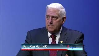 Sen. Ken Horn on CMU Public Television's