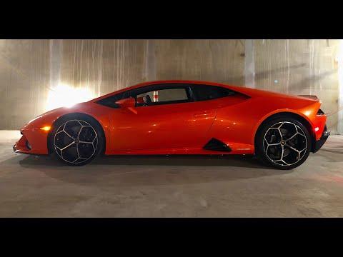 2020 Lamborghini Huracan Evo - One Take