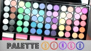 the palette bingo makeup game