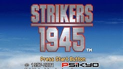 PSX Longplay [230] Strikers 1945 (2 Player)