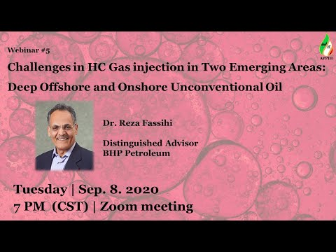 Challenges in HC Gas injection in Two Emerging Areas: Deep Offshore and Onshore Unconventional Oil