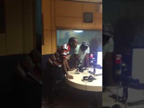 Siyabonga Mpungose uKhozi FM