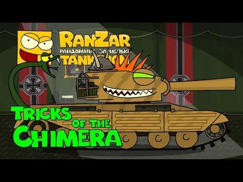 Tanktoon: Tricks of the Chimera. RanZar