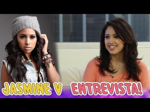 Jasmine V Nuevo Video, Viejos Amores ENTREVISTA EXCLUSIVA