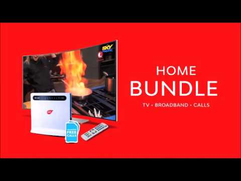 Sky Pacific Triple Play Home Bundle