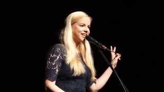 Julia Engelmann    Für meine Eltern  live in Bayreuth 103 2015