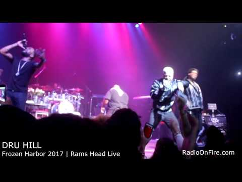 DRU HILL - Performance from Rams Head Live