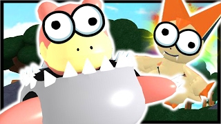 MEGA SLOWBRO & VICTINI LEGENDARY!! | Roblox Pokemon Kämpfer EX