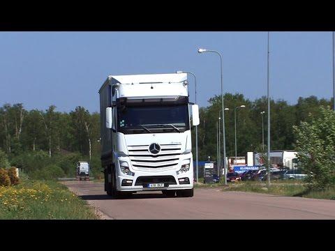 Truck Motorsi pikk ring - Mercedes-Benz Actros