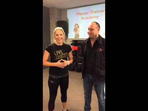 Gavin and Kate are presenting the MTA (Master Trainer Academy) in Auckland NZ
