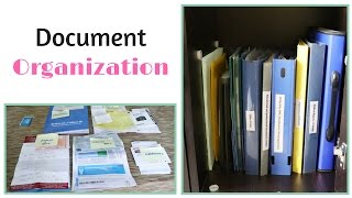 [11.80 MB] Document Organization - Organize Your Important Papers