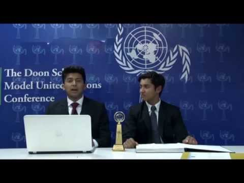 Introduction - DSMUN '15