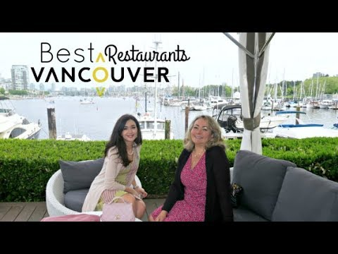 TOP PLACES TO EAT IN VANCOUVER