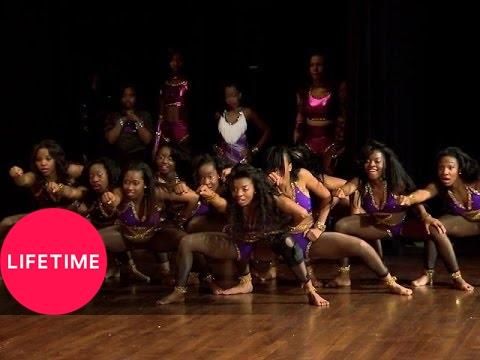 Bring It!: Battle Royale 2015: Dancing Dolls vs. Purple Diamonds Medium Stand (S2, E14)   Lifetime