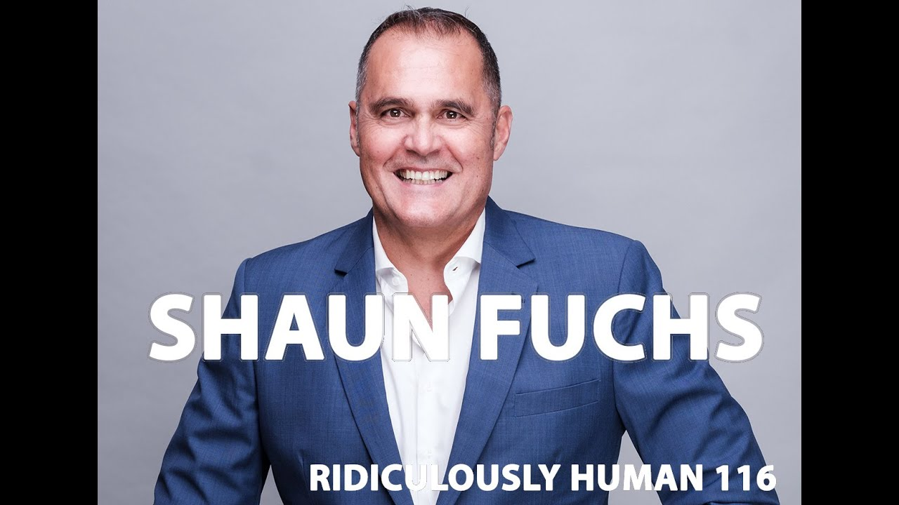 RHP #116. Shaun Fuchs, Author, Powerlifter, Soldier, Beloved Headmaster, Lifelong Entrepreneur