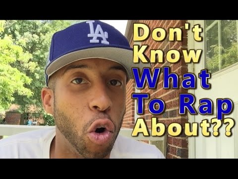 Is Your Life Too BORING To RAP About? (Tips + Examples) (How To Rap For Beginners)