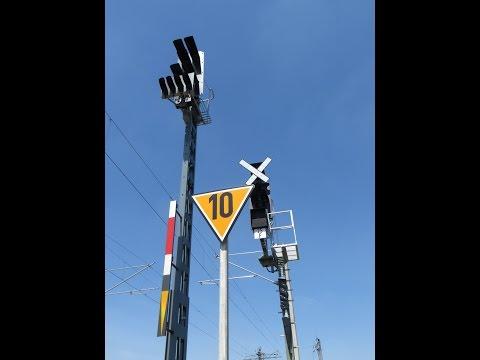 Signaltechnik der Bahn