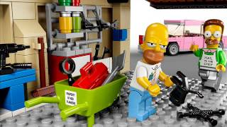 CASA LEGO SIMPSONS -LEGO SIMPSONS HOUSE
