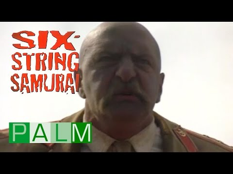 Six String Samurai: Buddy vs. The Red Army (Movie clip)