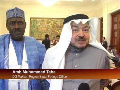 Saudi Arabia  Foreign Office Honours Nigerians