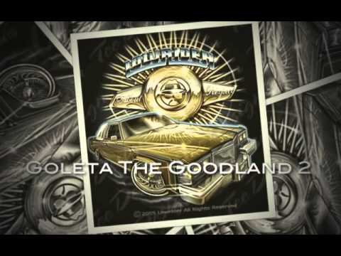 """Remastered Old School Mix From Goleta The """"Goodland"""""""