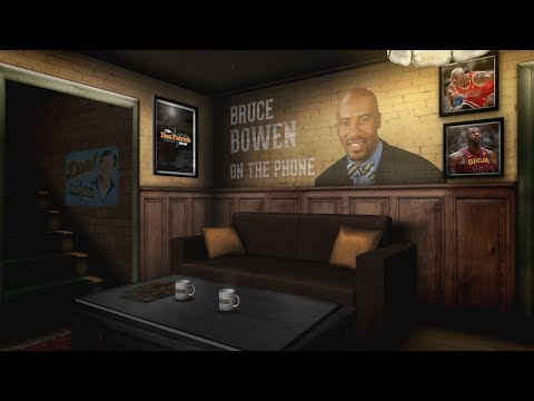 Bruce Bowen Talks Clippers Firing, Kawhi, LeBron vs MJ, & More w/Dan Patrick | Full Interview