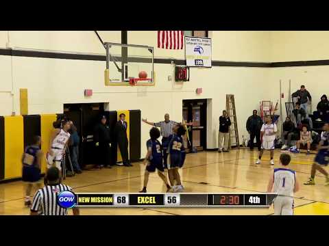 Game of the Week Play of the Game: Excel's Yanniel Balbuena Acrobatic Layup