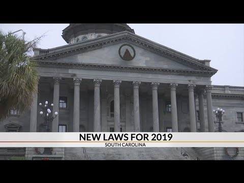 New SC Laws For 2019