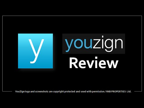 YouZign Review   Graphics Design Software