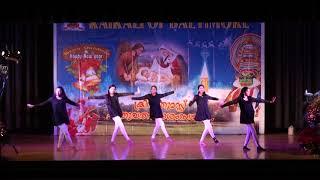 kairali of baltimore christmas and new year 2018 dance – love mashup