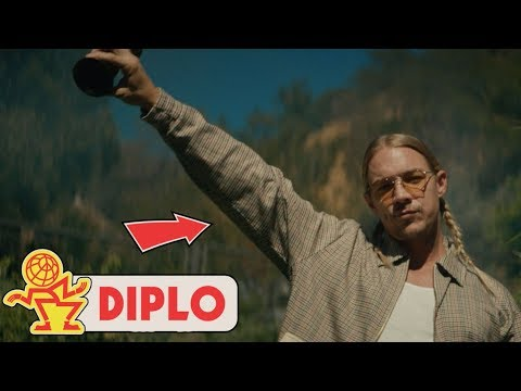 Major Lazer - Blow That Smoke (Feat. Tove Lo) (Official Pop-Up Video)