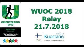 WUOC 2018 Relay - Kuortane thumbnail