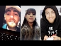 Ariana Grande Facetiming With Mac Miller | Full Video