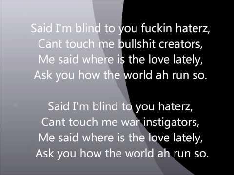 blind to you-lyrics
