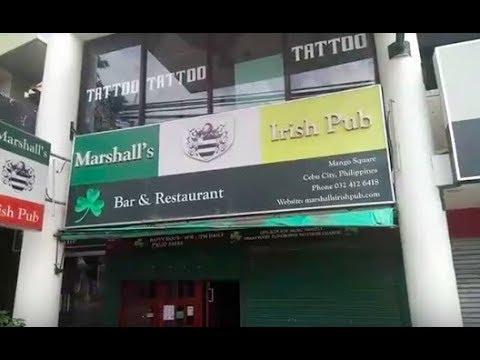 Philippines LIVE - Mango Square & Burger King Cebu City Mango Ave