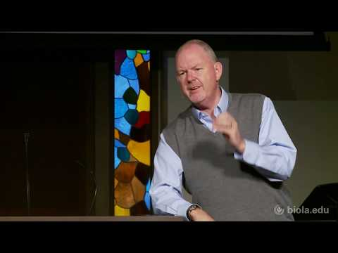 Philip De Courcy: Staying the Course [Talbot Chapel]