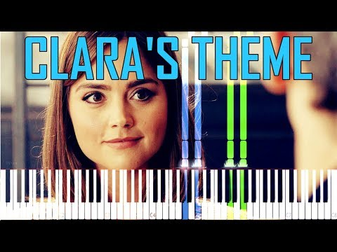Remember me + Clara? (Clara's Theme) - Doctor Who [Synthesia Piano Tutorial]