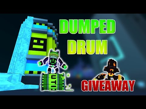 Dumped Drum CC Top Loot Mount – Giveaway (closed) 8 codes of inferno infiltrator costume