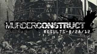 MURDER CONSTRUCT – 'Results' Album Trailer