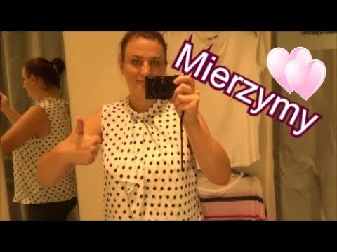 Na zakupach 💖 MIERZYMY Orsay Greenpoint Reserved 👚 Haul Lidl 👍