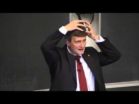 "Prof. Klaus-Robert Muller: ""Toward Brain Computer Interfaces"" - guest lecture at Aalto University"