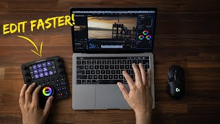 Color Grade and EDIT FASTER W/ Loupedeck CT in Adobe Premiere Pro