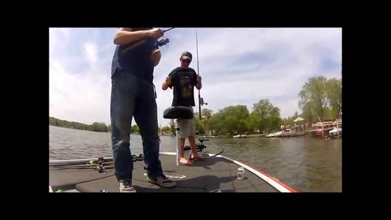 Finger lakes woods and water memorial day weekend youtube for Finger lakes fishing report